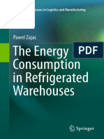 The Energy Consumption in Refrigerated Warehouses (2016)