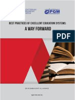 Best Practice a Way Forward(1)