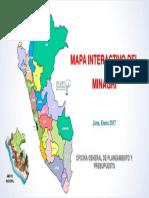 Mapa Interactivo Del Minagri Dic 2016