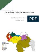 La Música Oriental Venezolana