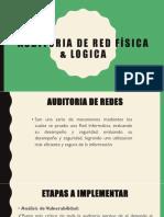 Auditoria Fisica & Lógica