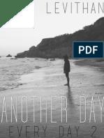 Cada día 2 - David Levithan.pdf