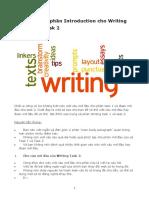 Tips Giúp Viết Phần Introduction Cho Writing Task 1 Và Task 2