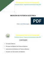 Mediciones de Potencia Eléctrica