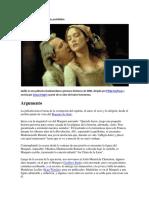 Sinopsis de La Película Letras Prohibidas