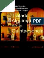 Varios autores - Tratado Alquimico de la Quintaesencia.pdf