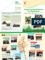 Japan's Assistance to Myanmar
