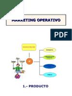 Marketing Operativo - Producto