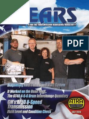 Gears July 2018 | Four Wheel Drive | Anti Lock Braking System