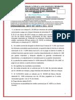 Examen de Instituciones Financieras 2018-II