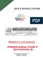 Preparatory Catalogue