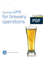 GE_Water - Solutions for Brewery Operations
