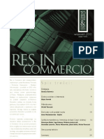 Res in Commercio 09/2010