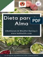 Dieta Para Tu Alma eBook