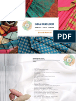 India Handloom_Brand Manual