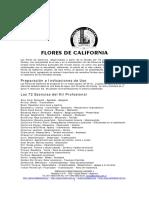 Flores de California.pdf