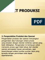 Audit Produksi Benar