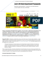 Land Destroyer_ Amnesty International is US State Department Propaganda