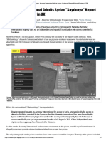 Land Destroyer_ Amnesty International Admits Syrian _Saydnaya_ Report Fabricated Entirely in UK