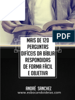 120 Perguntas Dificeis Da Biblia 2015