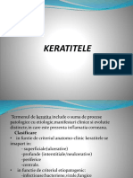 Prezentare Keratite