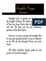 Angelite Prayer