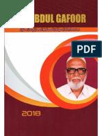 Haji Abdul Gafoor