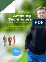 Dr. Berg Amazing Techniques