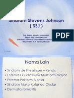 180636450 Sindrom Stevens Johnson Ppt