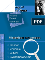 History of Social Work