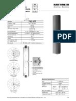 Antenna datasheet 742