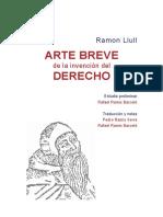 Arte breve de la invención del Derecho, Ramón Llul.pdf
