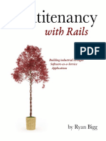 Multi Tenancy Rails 2 Sample