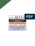 DWT Digital Adv Opendag 2018