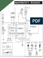 Verso_wiring Diagram VSS1_LHD_EWD_PZ464-T0131-00 Rev 04