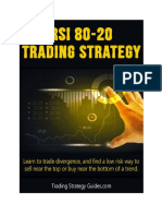 RSI 80 20TradingStrategy