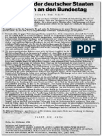 1983-10 Bürger beider deutscher Staaten appellieren an den Bundestag