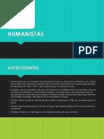 9. TEORIAS HUMANISTAS