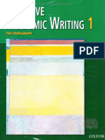 Effective-Academic Writing 1