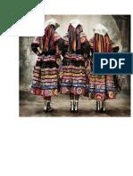 Trajes de Cuzco