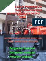 3. Sistem Dan Prosedur Evakuasi Kebakaran Bangunan Gedung