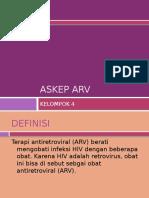 ASKEP ARV