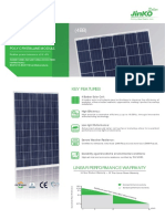 Jinko Solar PV