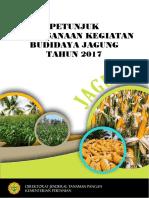 PETUNJUK PELAKSANAAN KEGIATAN BUDIDAYA JAGUNG TAHUN 2017 (10 April 2017) (1).pdf