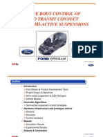 Ford Active Suspension Control Me 560