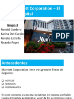 Grupo 3 - Caso Marriott