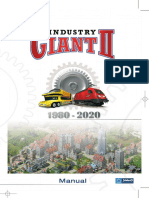 Industry Giant II Manual