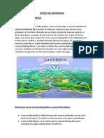 ASPECTOS GENERALES Hidraulica Fluvial