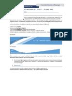 Examen de Procesador de Texto i
