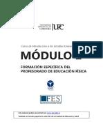 MODULO II_ Profesorado